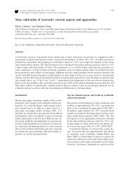 Mass cultivation of seaweeds: current aspects and ... - Algaebase