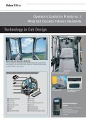 R110-7A Brochure - Hyundai Construction Equipment & Forklift Trucks - Page 4