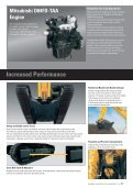R110-7A Brochure - Hyundai Construction Equipment & Forklift Trucks - Page 7