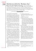 Ob die Verwendung eines - Rechtsanwälte Sattler & Schanda - Seite 2