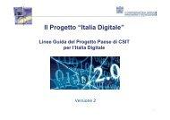 """Il Progetto """"Italia Digitale"""" - Confindustria IxI"""