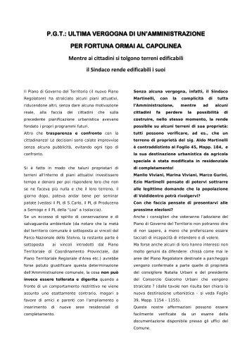 il volantino da scaricare - AltaReziaNews