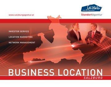 BUSINESS LOCATION - Salzburg Agentur
