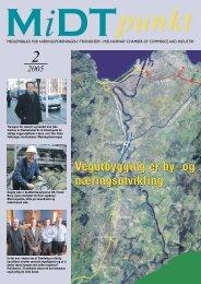 MIDTpunkt nr. 2 - Næringsforeningen i Trondheim