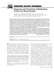 minimally invasive techniques - Phauthuatnoisoi