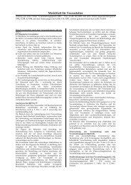 Merkblatt für Veranstalter - Gemeinde Scharnitz