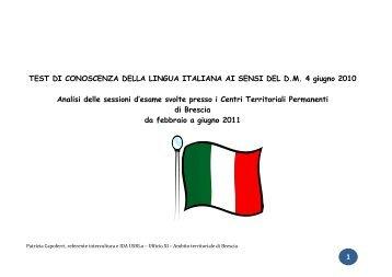 2 - Coordinamento CTP provincia Brescia