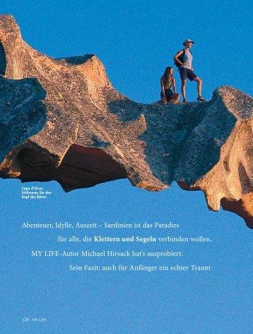 sardinien - Alpinschule Allgäu