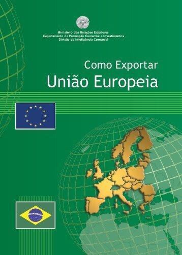 Como Exportar União Europeia - BrasilGlobalNet