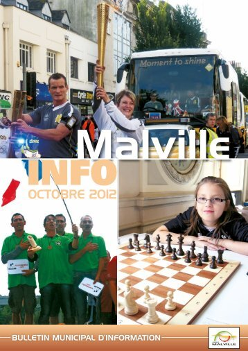 Malville Info octobre 2012