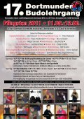 Pfingsten 2011 • 11.06.-12.06. - Budo Sport Report - Seite 2