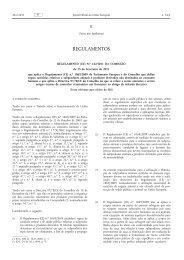 Regulamento (UE) n.o 142/2011 da Comissão, de 25 de ... - EUR-Lex
