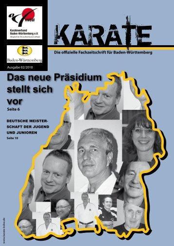 KVBW-Magazin 1002 - Bushido Oberkirch
