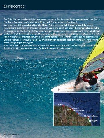 Brasilien - WindTravel
