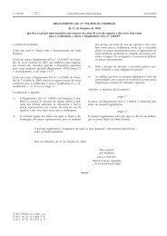 Regulamento (UE) n.o 951/2010 da Comissão, de 21 de ... - EUR-Lex