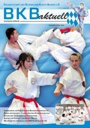 Jugend - Junioren - senioren - Bayerischer Karate Bund (BKB ...
