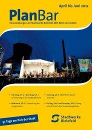 PlanBarApril bis Juni 2012 - Stadtwerke Bielefeld
