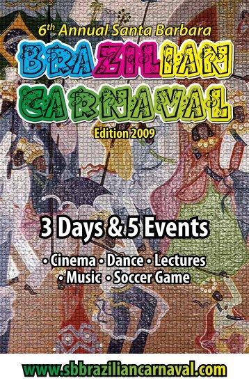 Brazilian Carnaval Brazilian Carnaval - Soul Brasil Magazine