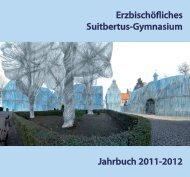 22. oktober - 29. oktober 2011 - Suitbertus Gymnasium