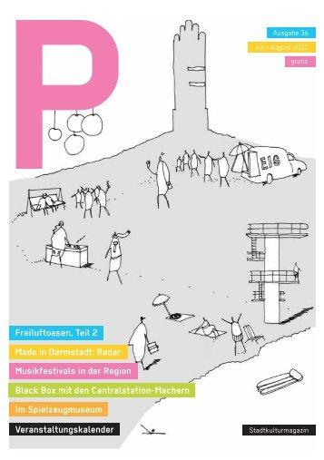 Favoriten des Sommers - P-Magazin