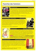 Favoriten des Sommers - P-Magazin - Page 5