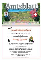 26. Klingelberger Turnier des TC Rot Gold Durbach