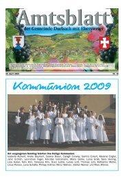 Tourist-Information/Verkehrsverein Durbach in der Zeit vom 01. Mai ...