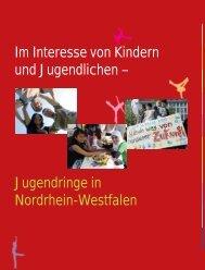 Im Interesse von Kindern und Jugendlichen - Landesjugendring ...