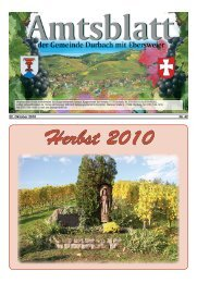 Weinbau-Ausstellung 2011 - Durbach