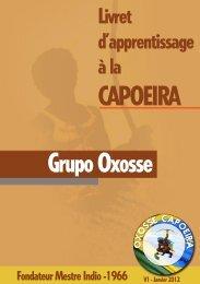 Grupo Oxosse CAPOEIRA - Sandrella Bahia Show