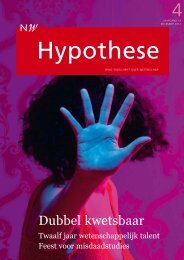 Hypothese 2012-4
