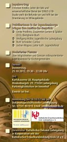 Die SINUS- U18-Studie - Katholisches Jugendreferat Ludwigsburg - Seite 2