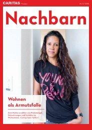 Wohnen als Armutsfalle - Caritas Thurgau