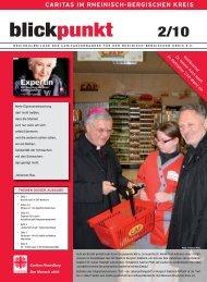 caritas im rheinisch-bergischen kreis - Diözesan-Caritasverband für ...