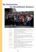 Seminar oder Augustinum? - Bischöfliches Seminar - Seite 6