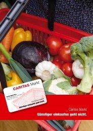 _ Caritas Markt Günstiger einkaufen geht nicht. - Caritas Bern