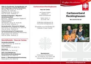 Caritasverband Recklinghausen