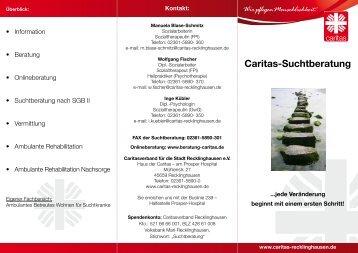 Caritas-Suchtberatung - Caritasverband für die Stadt ...