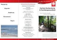 Caritas-Kurberatung & Familiengesundheit