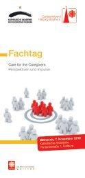 Fachtags am 07.11.2012 - Caritasverband Freiburg