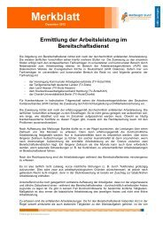 Merkblatt - Marburger Bund
