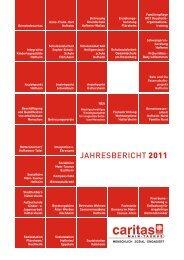 Jahresbericht der Caritas Main-Taunus - Erziehungsberatung ...