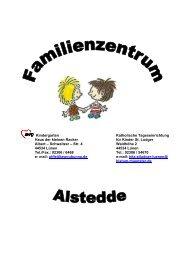 Bewerbung für ein Familienzentrum - Stadt Lünen