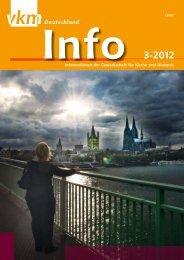 Info 3-2012 - vkm-Deutschland