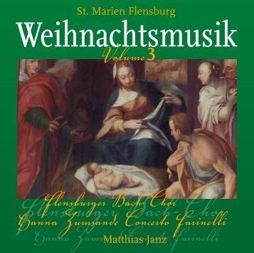 Booklet als PDF-Datei - Flensburger Bach-Chor e.V.