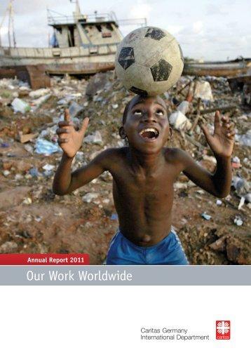 Annual Report 2011 - Caritas international