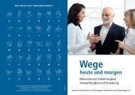 """""""Wege – heute und morgen"""" (2009) - Hessische Gesellschaft"""