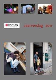 Jaarverslag 2011 - Caritas
