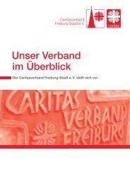 Unser Verband im Überblick - Caritasverband Freiburg