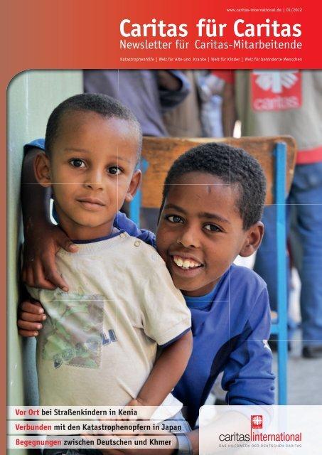 10. November 2012 Machen Sie mit! - Caritas international